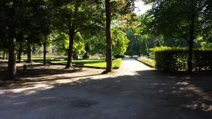 12 Hofgarten mitten drin