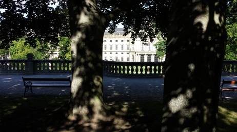 14 Blick auf die Residenz