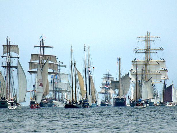 Windjammerparade 2012