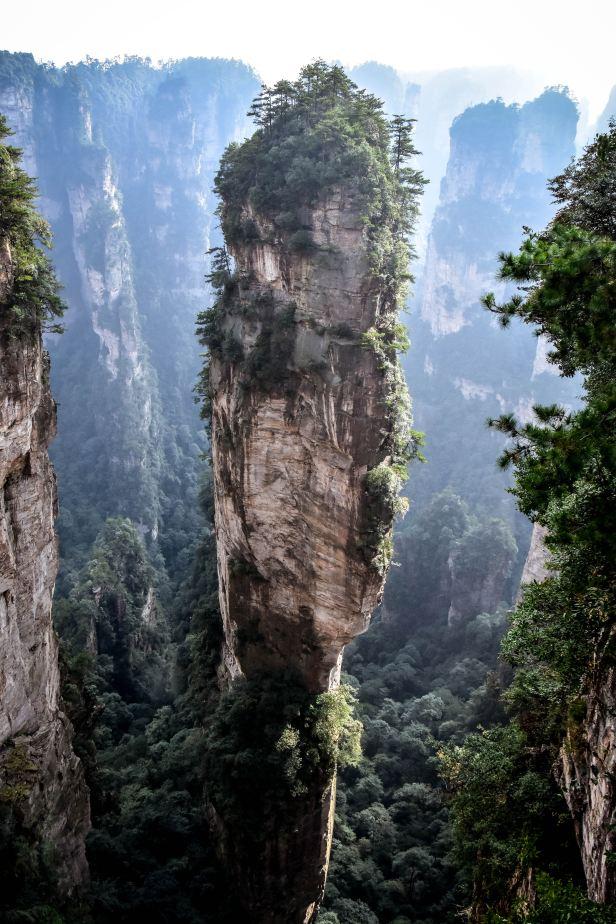 Zhangjiajie Nationalpark_Unsplash_emile-guillemot-K5TxOEJ0GOw-unsplash