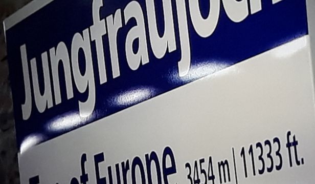 Schweiz Jungfraujochbahn (7)