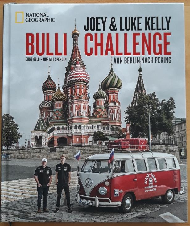 Joey Kelly Bulli buch (7)