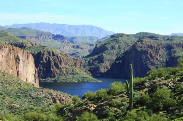 Canyon Lake_Salt River Canyon Wilderness Area (c) AOT