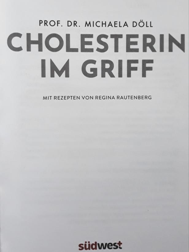 Buchtipp Cholesterin (4)